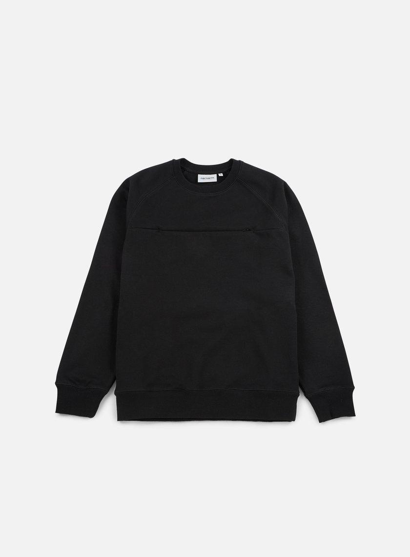 Carhartt - Chrono Sweatshirt, Black