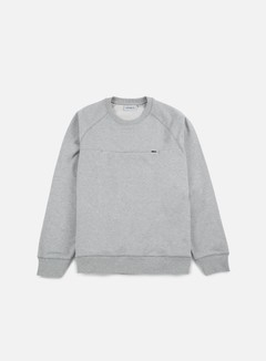 Carhartt - Chrono Sweatshirt, Grey Heather 1