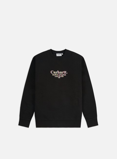 Felpe Girocollo Carhartt Commission Crewneck