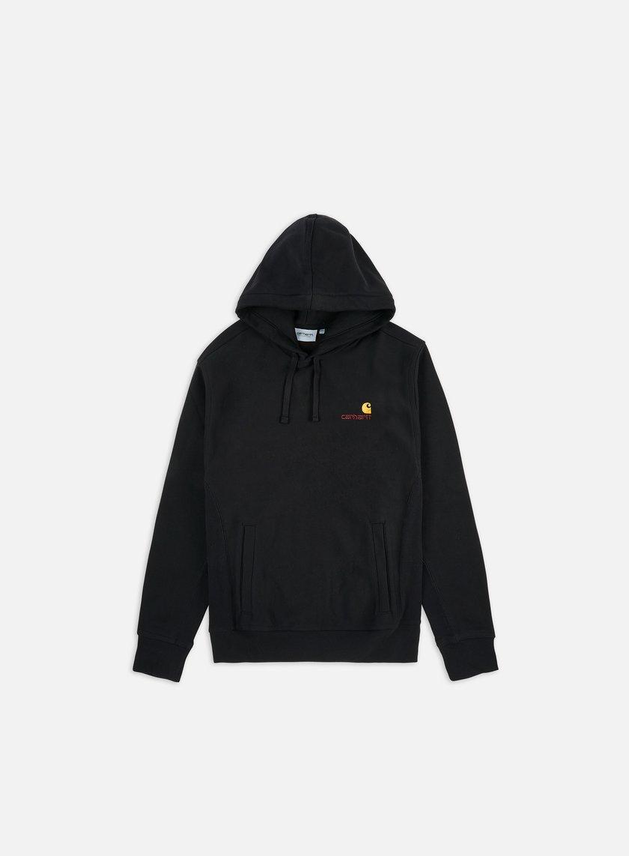 Carhartt Hooded American Script Sweatshirt