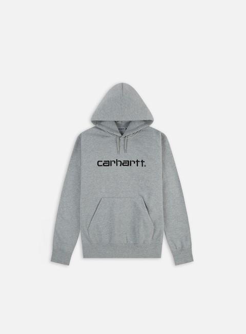 Logo Sweatshirts Carhartt Hooded Carhartt Sweatshirt