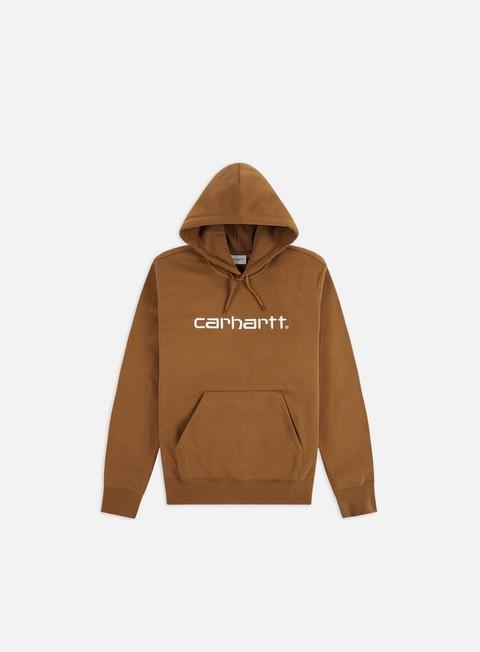 Felpe con Cappuccio Carhartt Hooded Carhartt Sweatshirt
