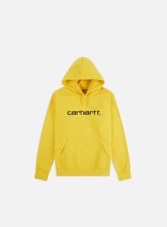 Carhartt - Hooded Carhartt Sweatshirt, Primula/Black