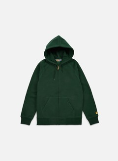 Carhartt - Hooded Chase Jacket, Conifer 1