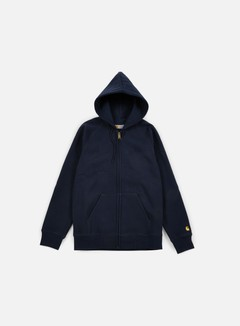 Carhartt - Hooded Chase Jacket, Navy 1