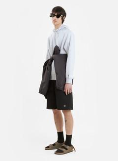 Carhartt - Hooded Chase Sweatshirt, Ash Heather/Gold 2