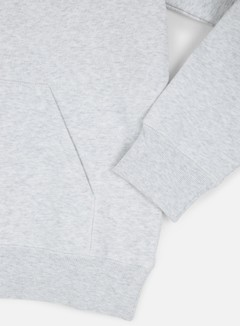 Carhartt - Hooded Chase Sweatshirt, Ash Heather/Gold 3