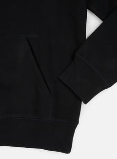 Carhartt - Hooded Chase Sweatshirt, Black/Gold 3