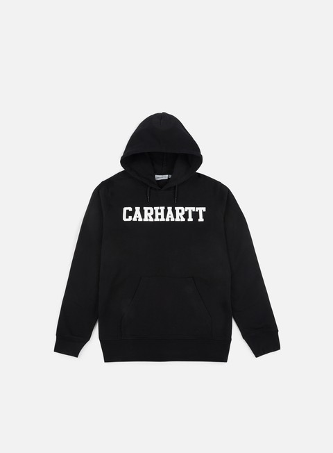 Carhartt Hooded College Sweatshirt