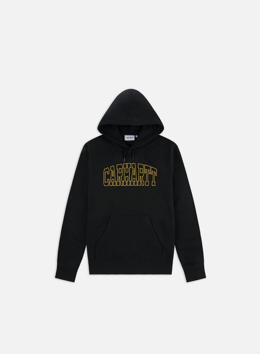 Carhartt Hooded Theory Embroidery Sweatshirt