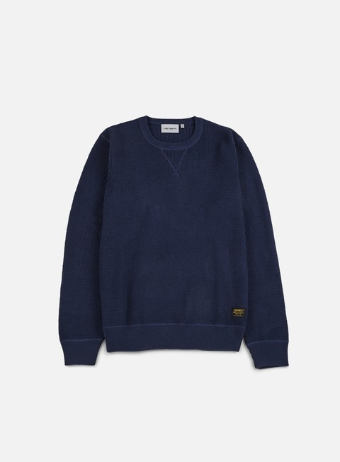 felpe carhartt mason sweater blue
