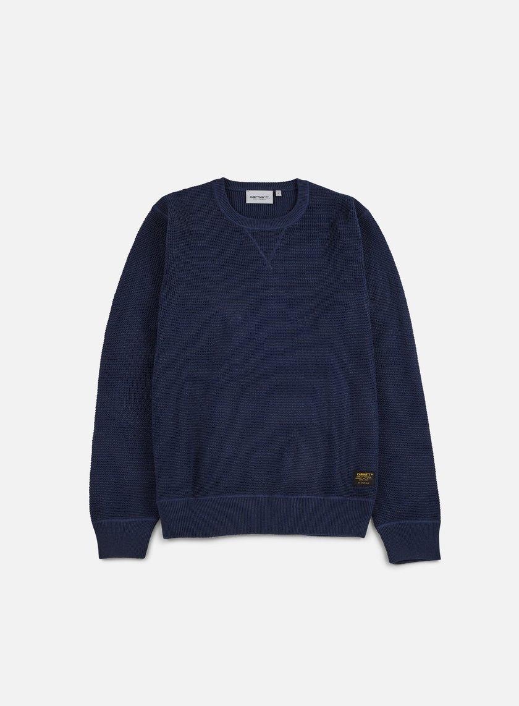 Carhartt - Mason Sweater, Blue