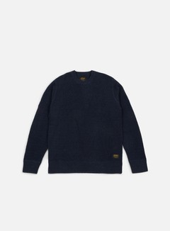 Carhartt - Mason Sweater, Dark Navy Heather 1