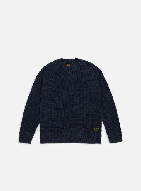 felpe carhartt mason sweater dark navy heather