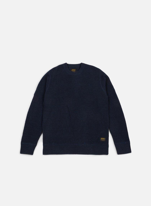 Carhartt - Mason Sweater, Dark Navy Heather