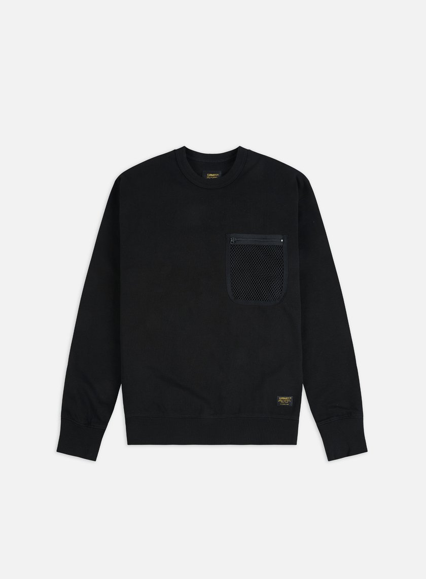 Carhartt Military Mesh Pocket Crewneck