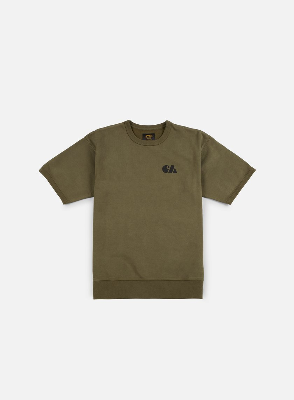 Carhartt - Miltary Training SS Sweathshirt, Rover Green