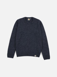 Carhartt - Morris Sweater, Black/Navy Heather 1