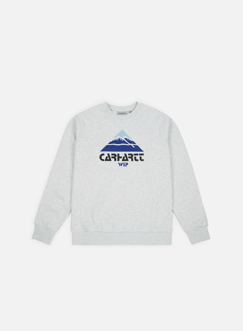 Crewneck Sweatshirts Carhartt Mountain Sweatshirt