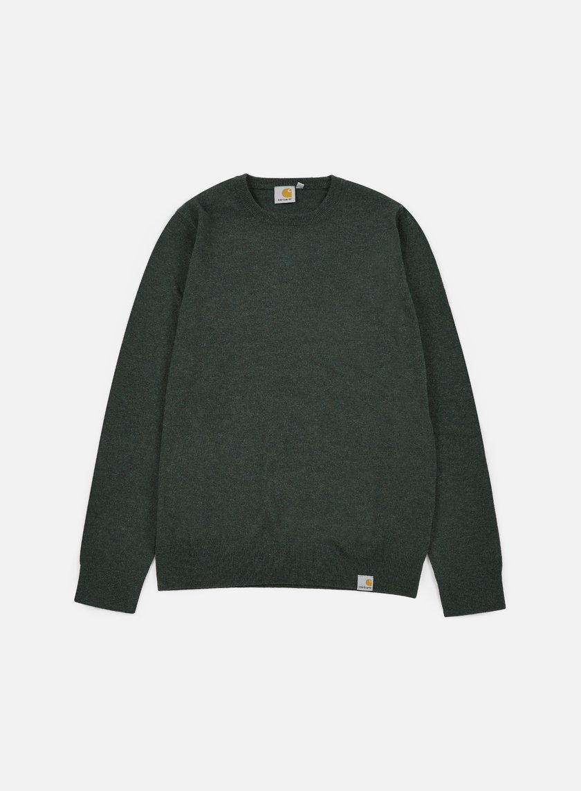 Carhartt - Playoff Sweater, Laurel Heather