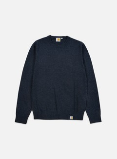 Carhartt - Playoff Sweater, Navy Heather 1