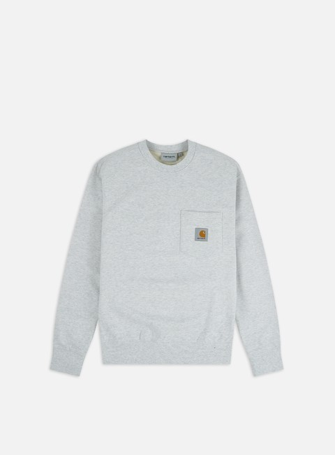 Crewneck Sweatshirts Carhartt Pocket Sweatshirt