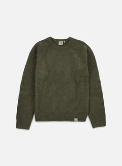 Carhartt - Rib Sweater, Cypress Heather 1