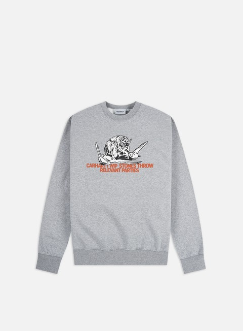 Crewneck Sweatshirts Carhartt Stones Throw Crewneck