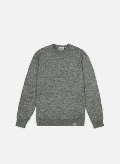 Carhartt - Toss Sweater, Black/Broken White