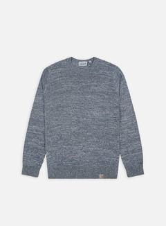 Carhartt - Toss Sweater, Blue/Broken White