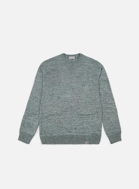 felpe carhartt toss sweater tasmania broken white