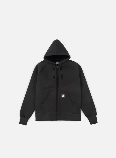 felpe carhartt ur car lux hooded jacket black