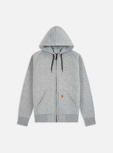 Felpe con Zip Carhartt WIP Car-Lux Hooded Jacket