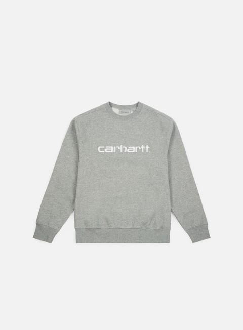 Outlet e Saldi Felpe Girocollo Carhartt WIP Carhartt Sweatshirt