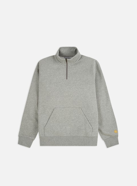 Felpe half zip Carhartt WIP Chase Neck Zip Sweatshirt