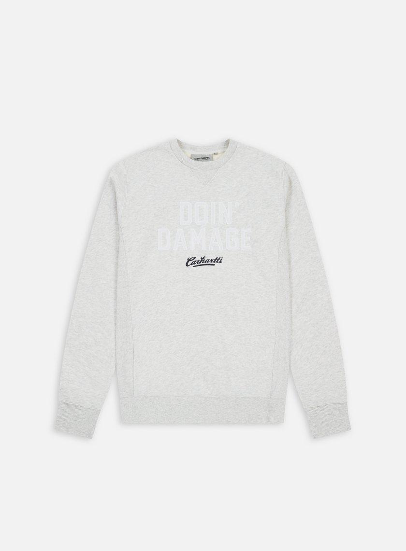 Carhartt WIP Doin Damage Sweatshirt