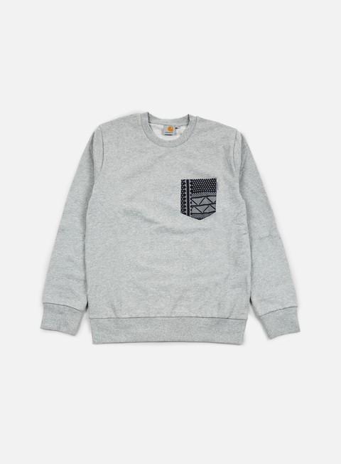 Felpe Girocollo Carhartt WIP Eaton Pocket Sweatshirt