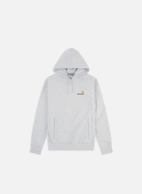Hoodie Carhartt WIP Hooded American Script Sweatshirt