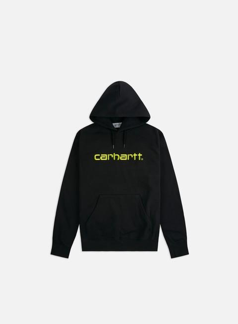 Outlet e Saldi Felpe con Cappuccio Carhartt WIP Hooded Carhartt Sweatshirt