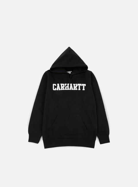 Outlet e Saldi Felpe con Cappuccio Carhartt WIP Hooded College Sweatshirt
