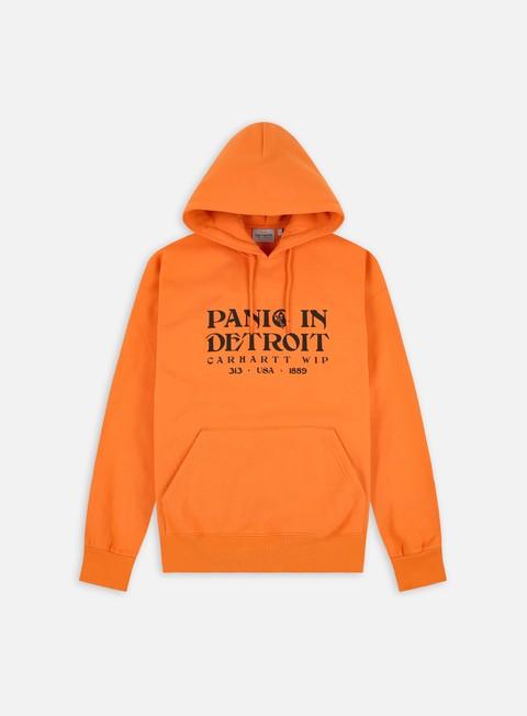 Hooded Sweatshirts Carhartt WIP Hooded Panic Sweatshirt