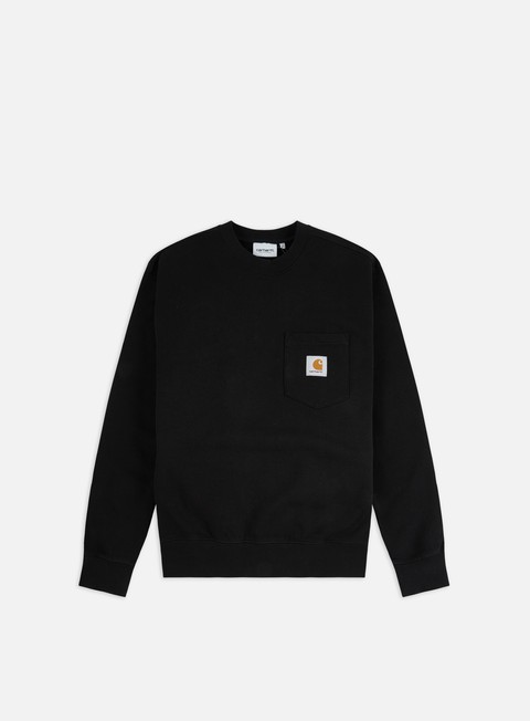 Felpe Girocollo Carhartt WIP Pocket Sweatshirt
