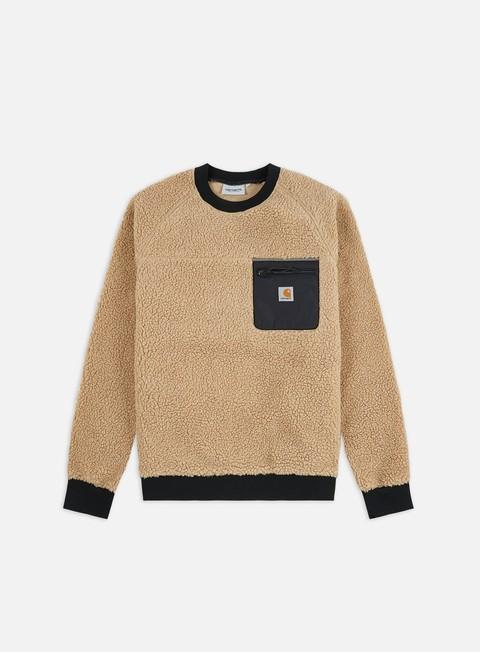 Felpe in pile Carhartt WIP Prentis Sweatshirt