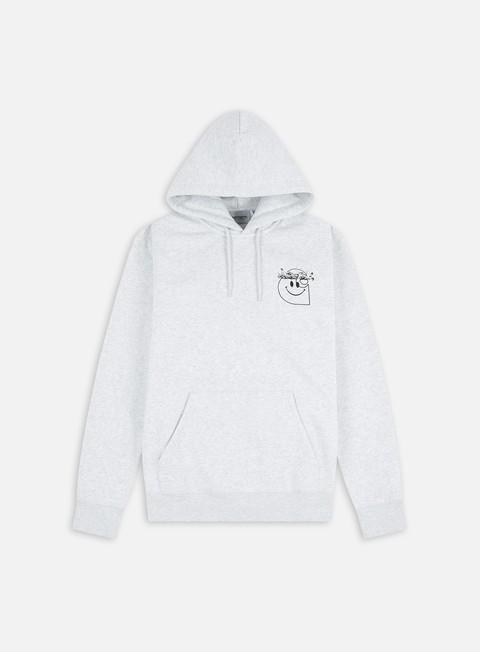 Hooded Sweatshirts Carhartt WIP Smiley Hoodie