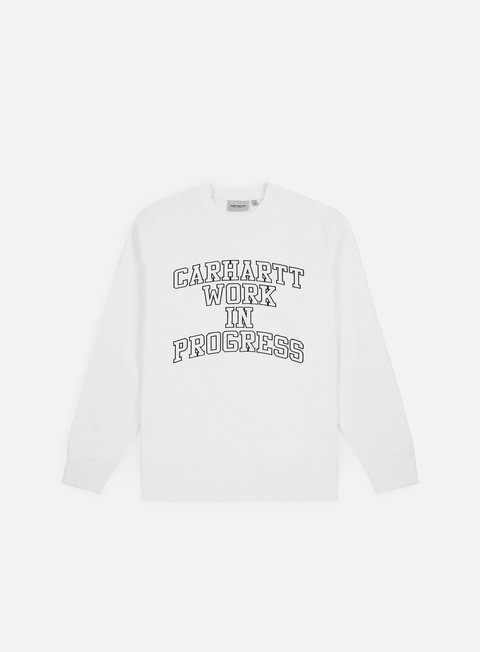 Carhartt WIP Wip Division Embroidery Crewneck