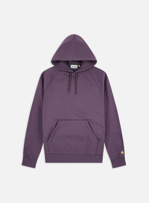 Outlet e Saldi Felpe basic Carhartt WIP WMNS Chase Hoodie