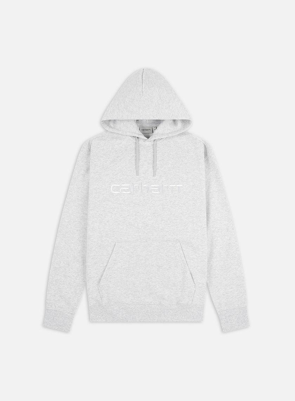 Carhartt WIP WMNS Hooded Carhartt Sweatshirt