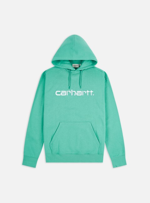 Hooded Sweatshirts Carhartt WIP WMNS Hooded Carhartt Sweatshirt