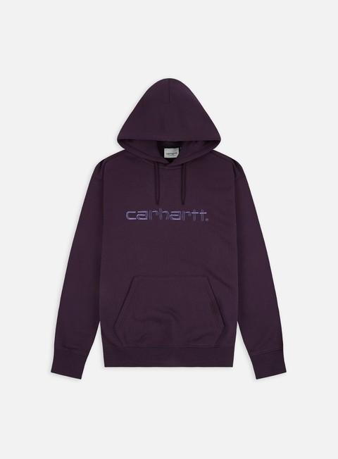 Hoodie Carhartt WIP WMNS Hooded Carhartt Sweatshirt