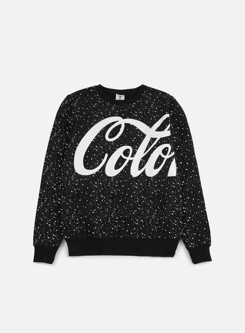 felpe cayler e sons colombia crewneck black